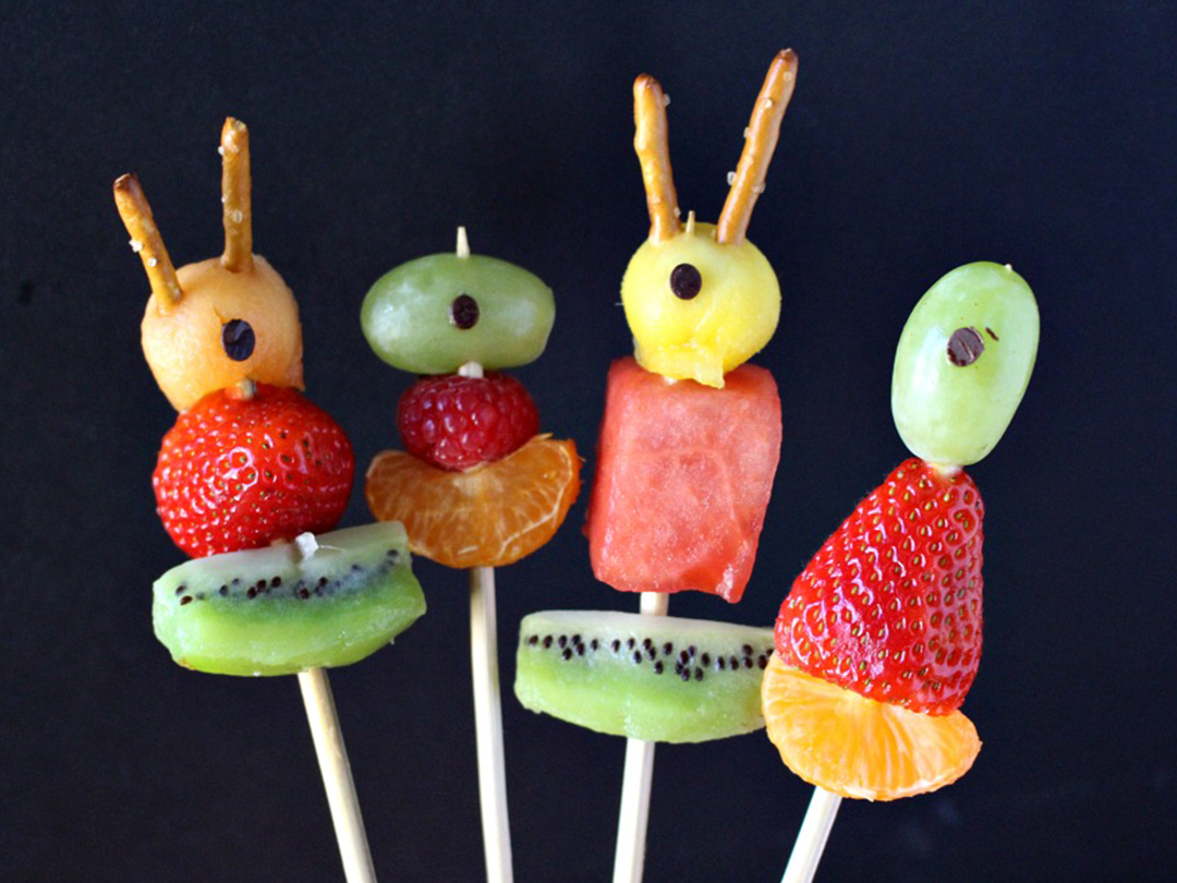 7 Healthier Treats You Can Make For Your Halloween Party lifesum