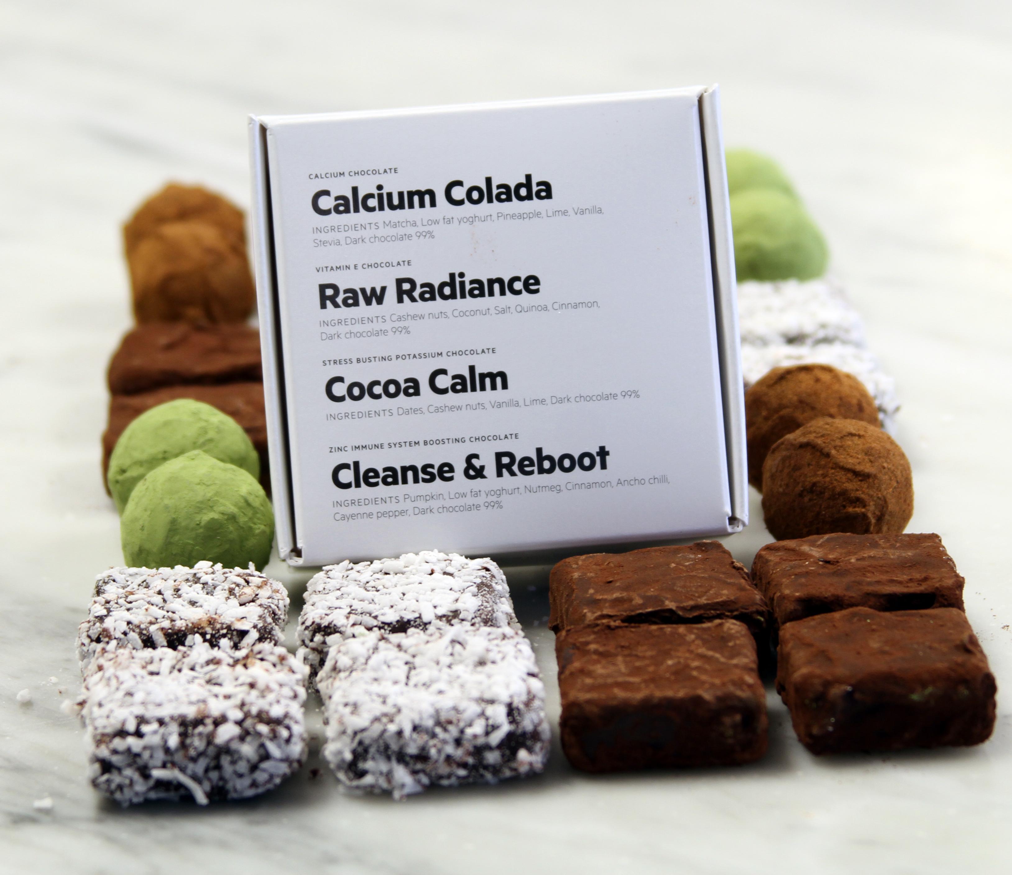Chocolates with box